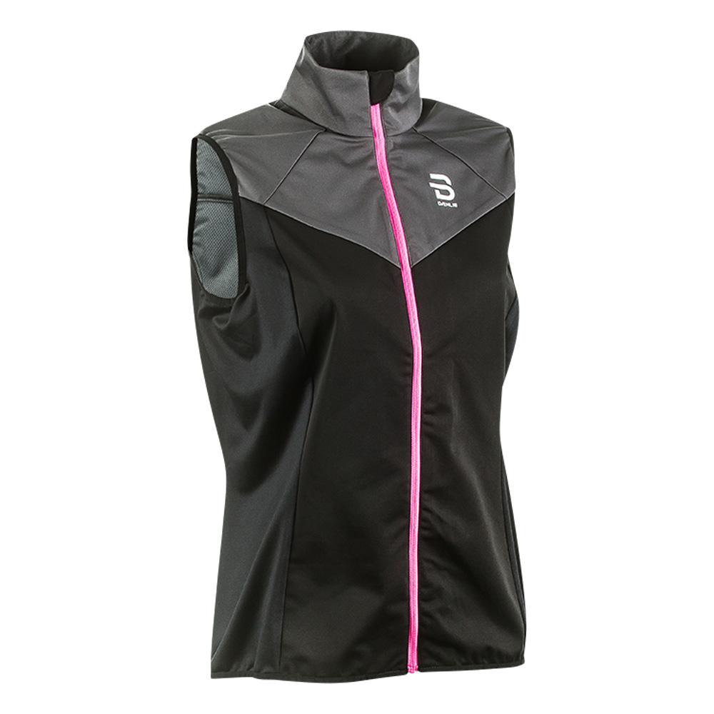 Купить Жилет Беговой Bjorn Daehlie 2017-18 Vest Athlete Wmn Black, женский, Одежда для бега и фитнеса