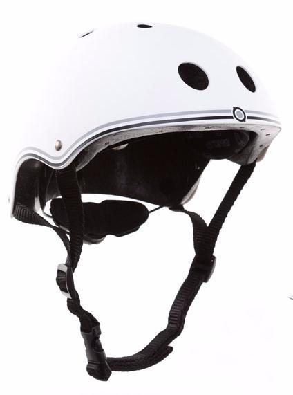 Купить Летний шлем Globber 2017 JUNIOR Белый, Шлемы велосипедные, 1321883