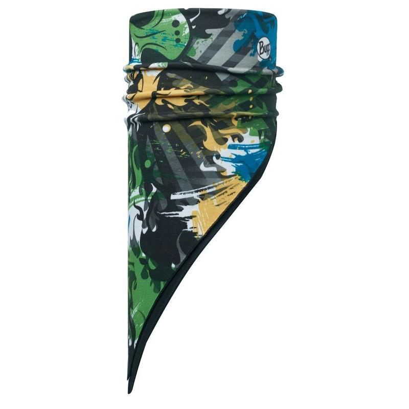 Купить Бандана BUFF JR & CHILD POLAR BANDANA BUFFSKULL GRAFF MULTI-MULTI-Standard, Банданы и шарфы Buff ®, 1228063