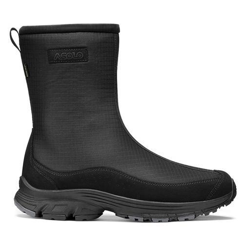 Купить Ботинки городские (высокие) Asolo Sporting Android GTX MM Black-Black Обувь для города 757521