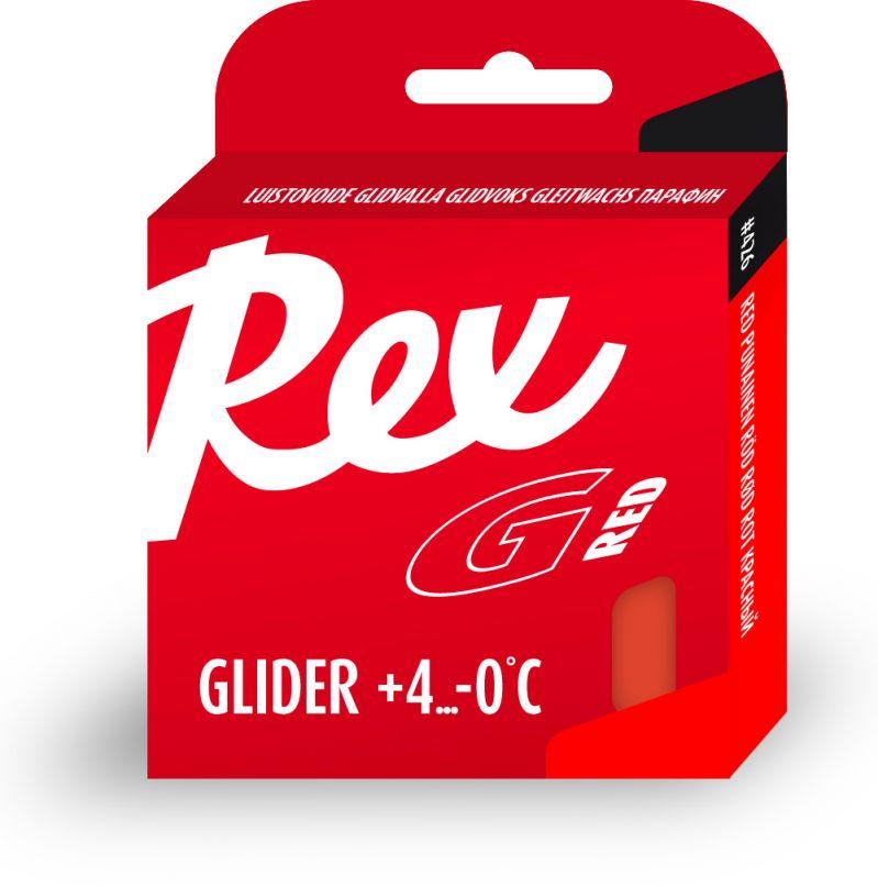 Безфтористый Парафин Rex 2016-17 Glider Red