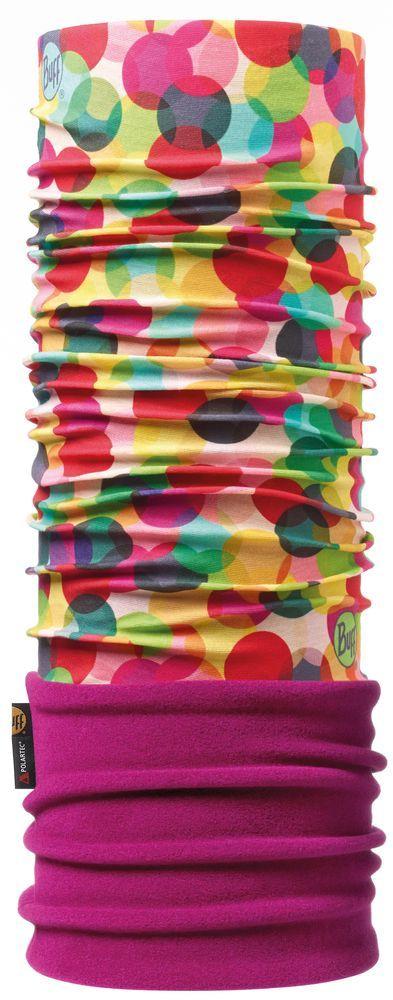 Бандана BUFF Polar Buff BLOBS / MARDI GRAPE Детская одежда 1168929  - купить со скидкой