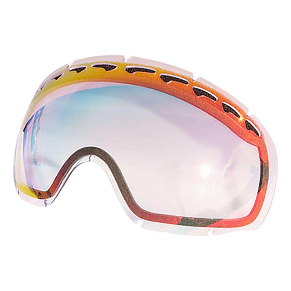 Запасные линзы Oakley CROWBAR RUBY CLEAR Очки горнолыжные 765996  - купить со скидкой