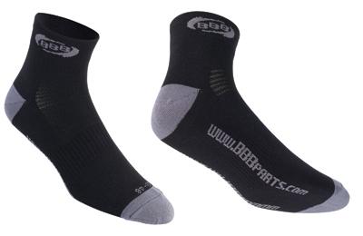 Купить Носки BBB TechnoFeet black, Носки, 714553