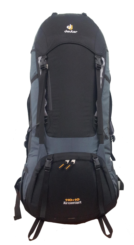 Рюкзак deuter aircontact 110 10 спортивный рюкзак для школы