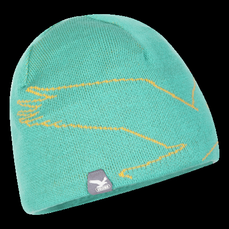 Шапка Salewa Alpine Headgear SNOWFALL KN CAP dragonfly/2500
