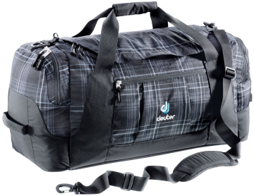 Сумка Deuter Travel Relay 60 black check