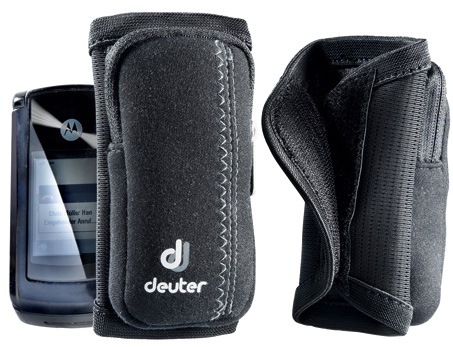 Чехол для телефона Deuter 2015 Accessories Phone Bag II black