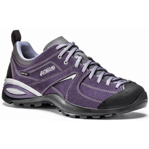 Купить Ботинки для треккинга (низкие) Asolo Escape Mantra GV ML Dark Plum, Треккинговая обувь, 899586