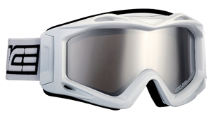 Купить Очки горнолыжные Salice 600DARWF White/RW Black 845811