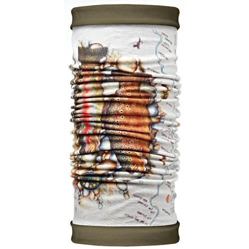 Купить Бандана BUFF REVERSIBLE POLAR BIG HORN Банданы и шарфы Buff ® 1080612