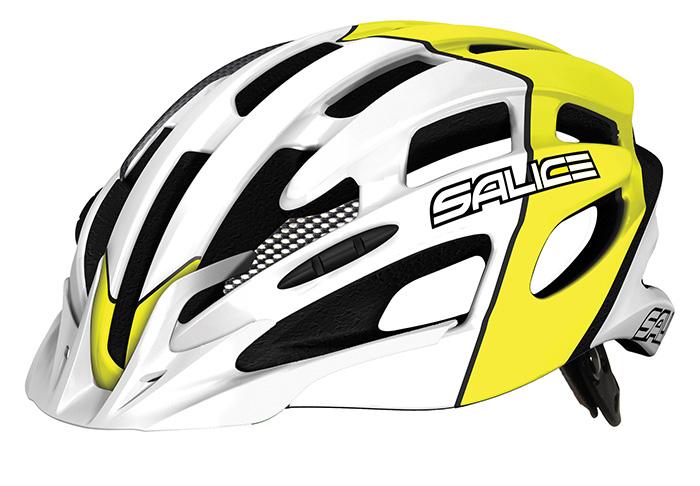 Летний Шлем Salice Spin Mtb Yellow от КАНТ