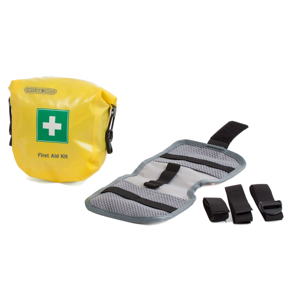 Аптечка Ortlieb 2017 First-Aid-Kit Safety Level Medium (Without Contents) от КАНТ