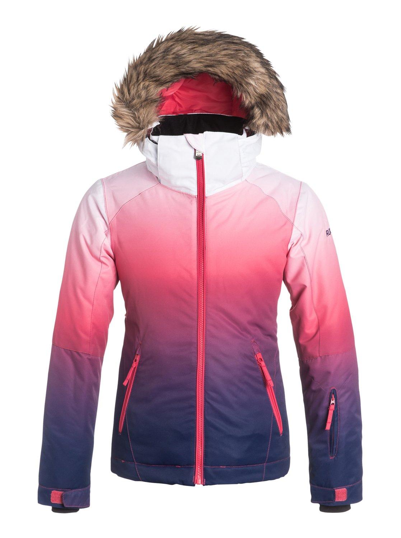 Купить Куртка сноубордическая ROXY 2016-17 JET SKI G GR JK SNJT MLR1, Детская одежда, 1279596