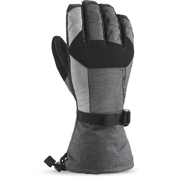 Купить Перчатки горные DAKINE 2014-15 Scout Glove CARBON Перчатки, варежки 1143385