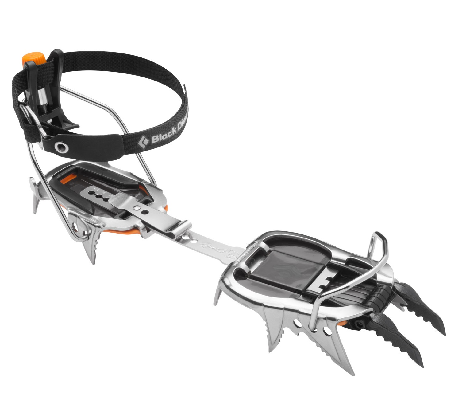 Кошки Black Diamond Cyborg Clip Crampons