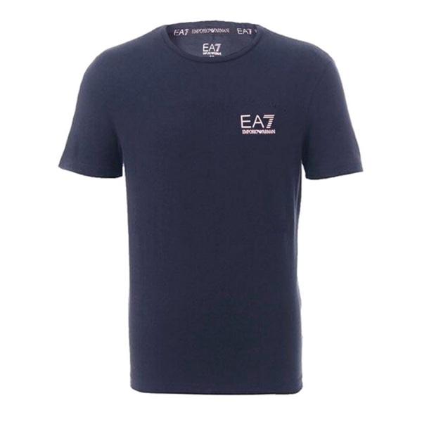 Купить Футболка для активного отдыха EA7 Emporio Armani 2015 273732/5P209 Bluette / синий Одежда туристическая 1181282