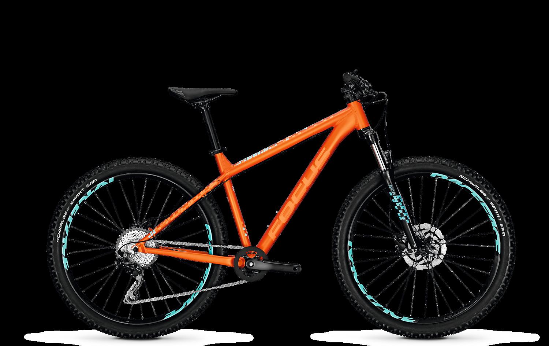 Велосипед Focus Bold Sl 2018 Supraorangematt