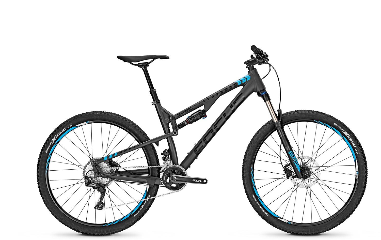 Велосипед Focus Spine Elite 2017 Grey