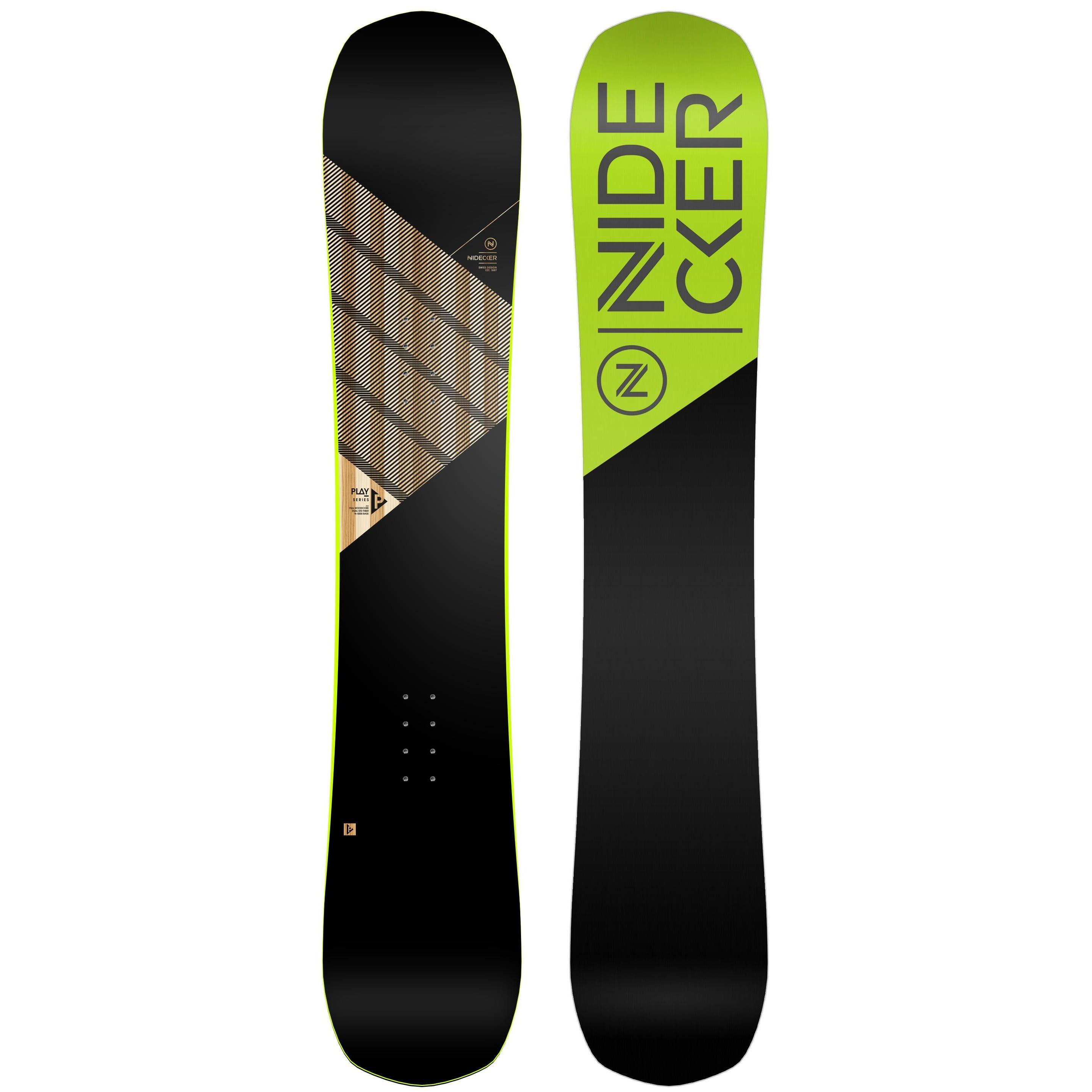 eba33daab35f Сноуборд NIDECKER Play 2018-19 - купить недорого, цены в магазине КАНТ