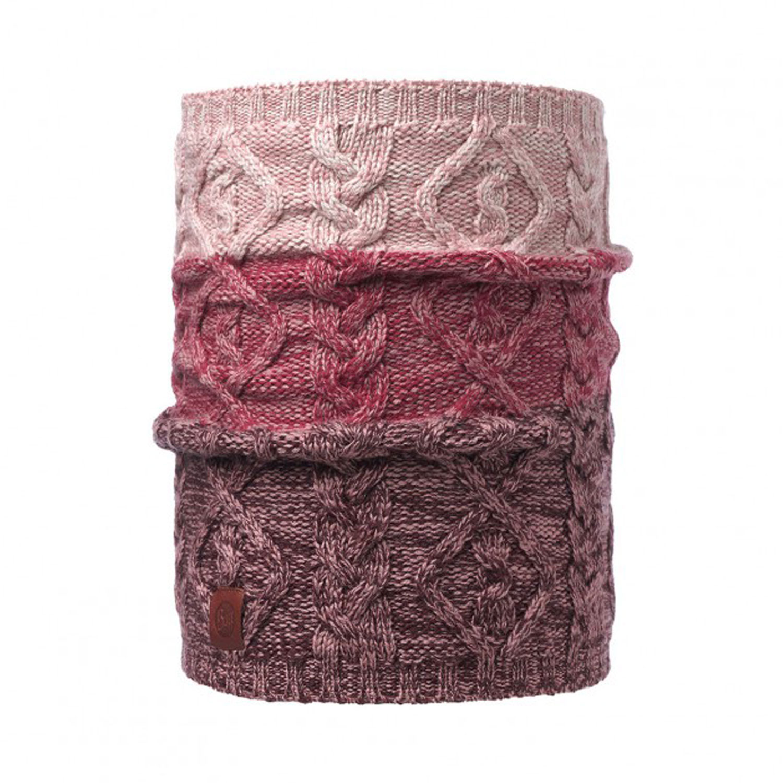 Шарф Buff Knitted Neckwarmer Comfort Nuba Heather Rose