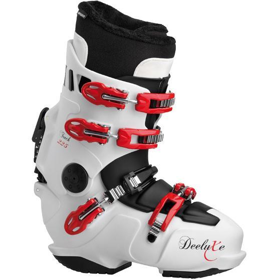 Ботинки Для Сноуборда Deeluxe 2011-12 Track 225 T White