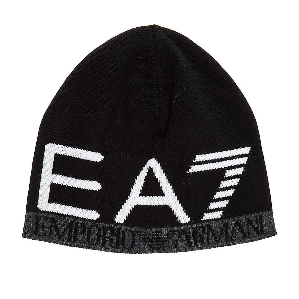 мужская шапка ea7