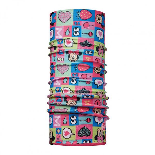 Купить Бандана BUFF Licenses MINNIE CHILD POLAR FUNN Y PINK / DRADON FRUIT, Детская одежда, 1263982