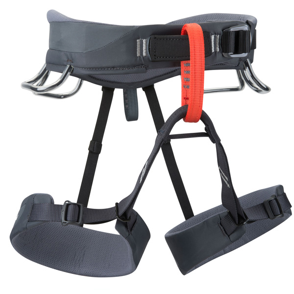 Обвязка Black Diamond Momentum Harness Graphite