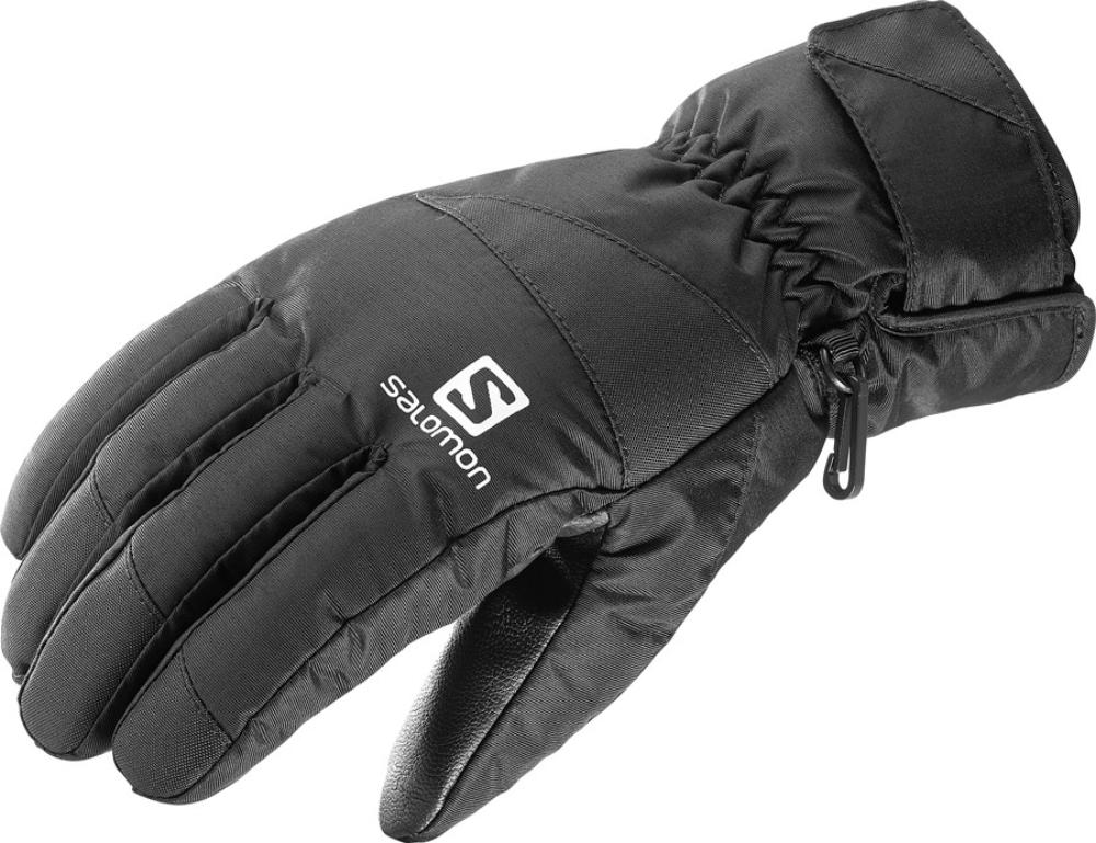Перчатки Горные Salomon 2017-18 Force M Black