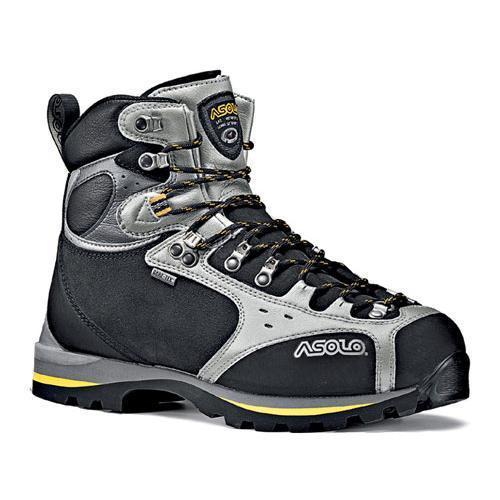 Купить Ботинки для альпинизма Asolo Alpine Alpinist GV MM чёрн-сер Треккинговая обувь 234776