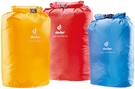 Рюкзак Deuter 2015 Light Drypack 40 fire