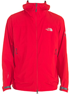 Куртка туристическая THE NORTH FACE 2012 T0AYEV M LEONIDAS JACKET (Red) красный