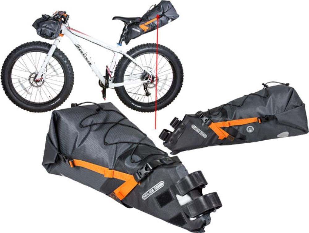 Велосумка Ortlieb 2017 Seat-Pack L