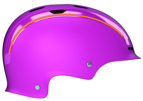 Летний шлем Casco Fun-Generation Berry