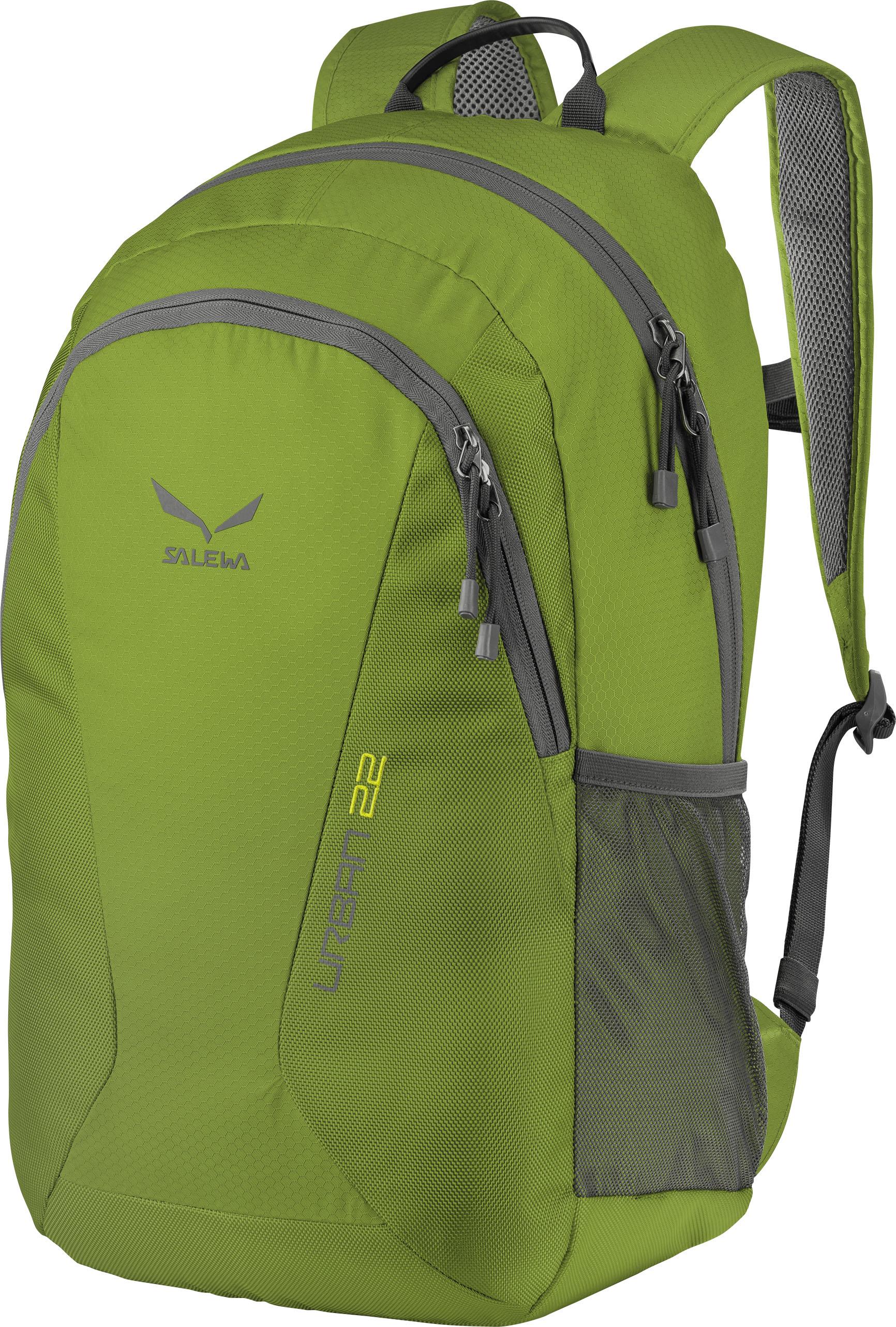 Купить Рюкзак Salewa 2015 Daypacks URBAN 22 BP MACAW GREEN / Рюкзаки городские 1166640