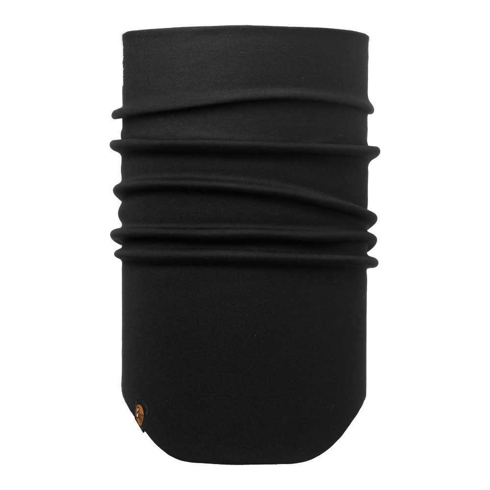 Шарф BUFF WINDPROOF NECKWARMER SOLID NEW BLACK/OD Банданы и шарфы Buff ® 1343748  - купить со скидкой