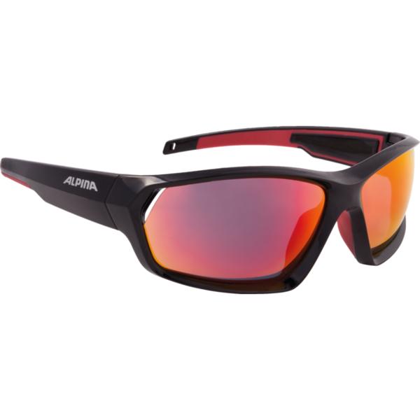 Купить Очки солнцезащитные Alpina 2018 PHESO black-red, солнцезащитные, 1398851