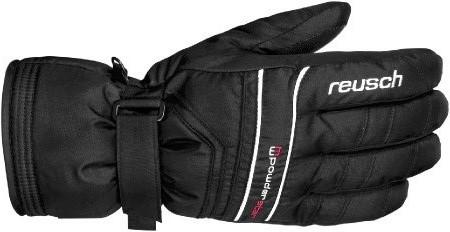 Купить Перчатки горные REUSCH 2013-2014 SKI PISTE Powderstar R-TEX XT black / white Перчатки, варежки 1023359