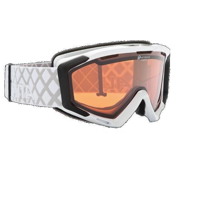 Очки Горнолыжные Alpina Panoma S M40 Panoma S White/qlh S2 от КАНТ