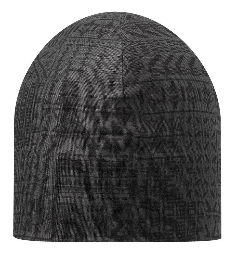 Купить Шапка BUFF MICROFIBER 2 LAYERS HAT GAO GRAPHITE Банданы и шарфы Buff ® 1169197