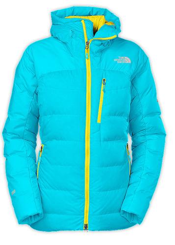 Купить Куртка туристическая THE NORTH FACE 2012-13 Summit W PRISM OPTIMUS JACKET (TURQUOISE BLUE) синий Одежда 851312