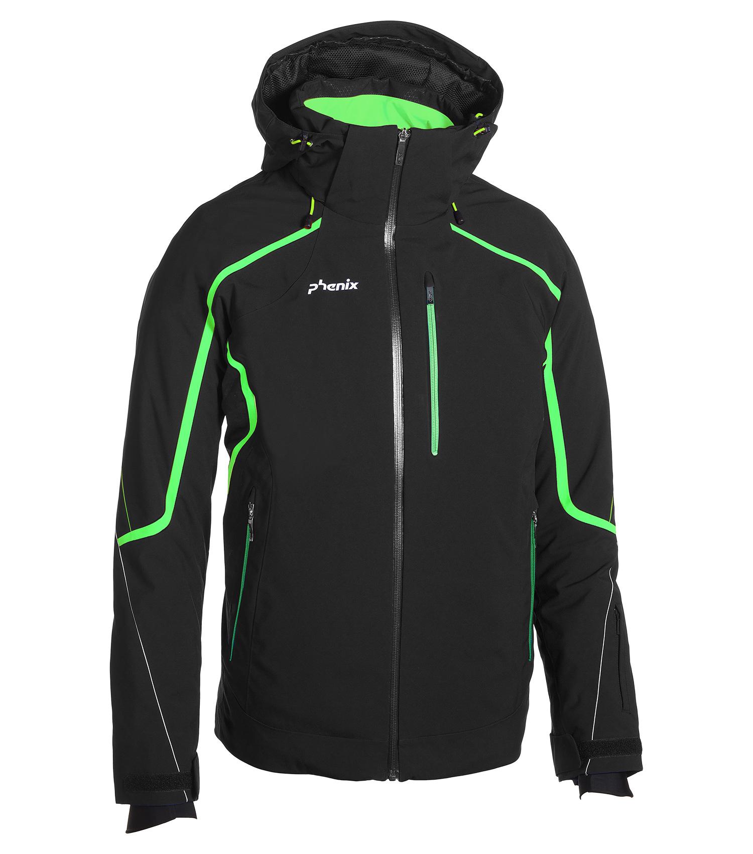 Куртка горнолыжная PHENIX 2015-16 Lightning Jacket BK - купить e67b394616cc9