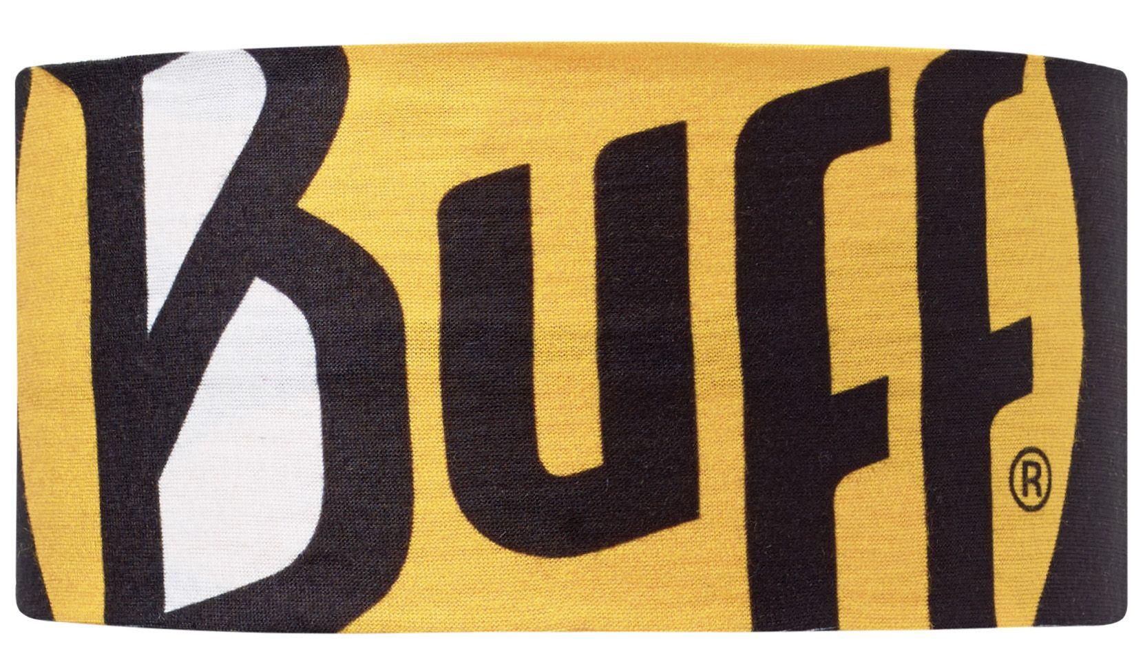 Купить Повязка BUFF HEADBAND ULTIMATE LOGO Банданы и шарфы Buff ® 1149599