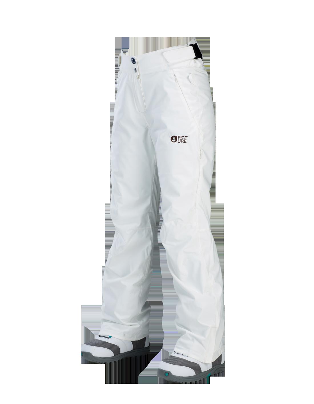 Купить Брюки сноубордические Picture Organic 2015-16 FLY pant White Одежда сноубордическая 1219664