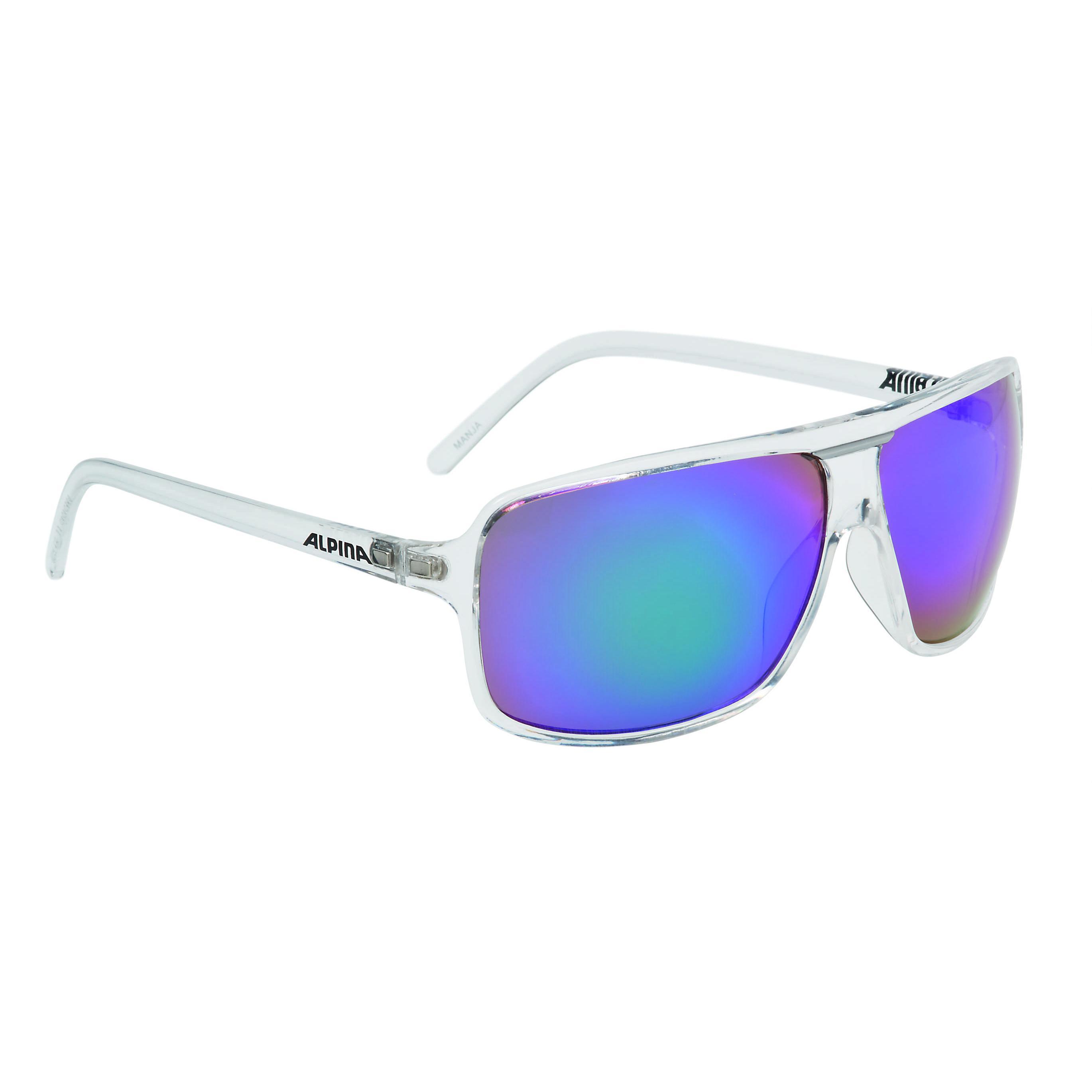 Купить Очки солнцезащитные Alpina SPORT STYLE MANJA transparent, солнцезащитные, 1180613
