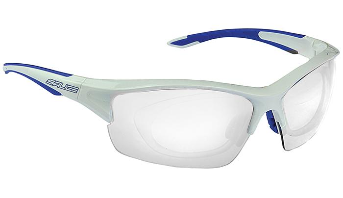 Очки Солнцезащитные Salice 838Crx White/crx Clear от КАНТ