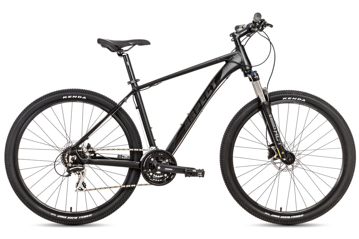 Велосипед Aspect Air 2017 Черный