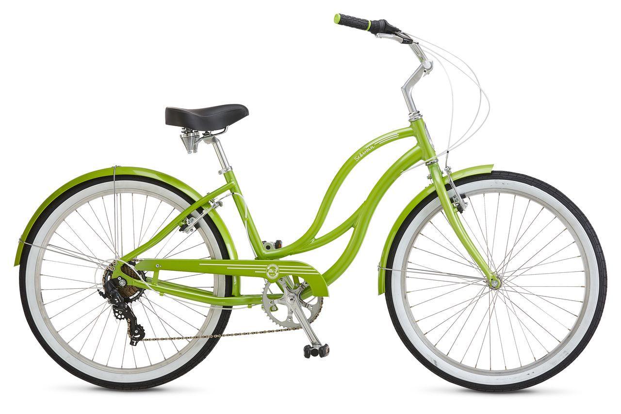 Велосипед Schwinn Alu 7 Womens 2018 Grn