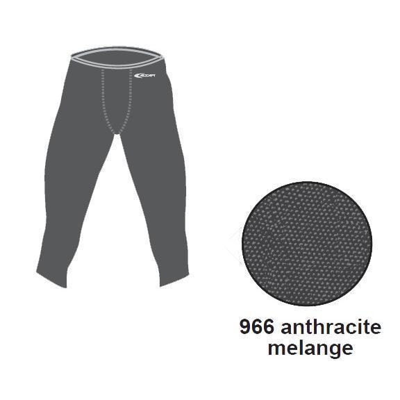 Брюки 3/4 Accapi Tecnosoft Plus Evo 3/4 Trousers Man Anthracite (Т.серый)